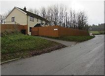 SO0327 : Hillcrest B&B, Bailihelig Road, Llanfaes, Brecon by Jaggery
