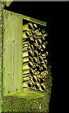 SX9050 : Bug hotel, Coleton Fishacre by Derek Harper
