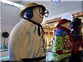 SJ8097 : The Greatest Snowman by David Dixon