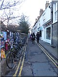 TL4458 : A round the colleges route to Downing Street (24) by Basher Eyre