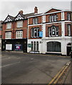 SO3700 : Former Barclays bank, Usk by Jaggery