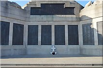 SX4753 : Plymouth Naval Memorial - north panels by N Chadwick