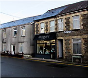 ST1586 : Morgans Hair Salon, 35 White Street, Caerphilly by Jaggery