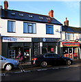ST1586 : Help4Wales Foundation shop, Cardiff Road, Caerphilly by Jaggery