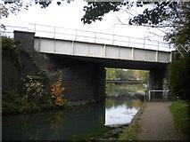 SO9494 : Bridges at Deepfields Junction by Richard Vince