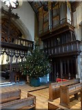 SU9721 : Advent at St Mary, Petworth (b) by Basher Eyre