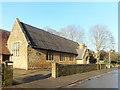 SP4637 : Bodicote Church House by Des Blenkinsopp