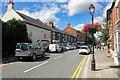 SJ5562 : High Street, Tarporley by Jeff Buck