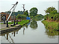 SK3629 : Trent and Mersey Canal near Swarkestone in Derbyshire by Roger  Kidd