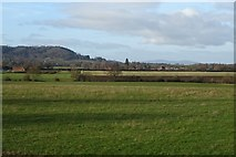 SP0041 : View over farmland at Netherton by Philip Halling