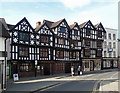 SO5174 : 44-46 Bull Ring, Ludlow by Stephen Richards