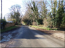 TM4899 : Blocka Road, Ashby by Adrian Cable