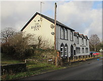 ST1095 : The Railway Inn, Llanfabon Road, Llanfabon by Jaggery