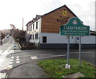ST1095 : Llanfabon - Please Drive Carefully by Jaggery
