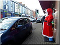 "H4572 : ""Santa"", Mr Eatwell's, Campsie Road, Omagh by Kenneth  Allen"