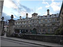 TL4458 : A round the colleges route to Downing Street (69) by Basher Eyre