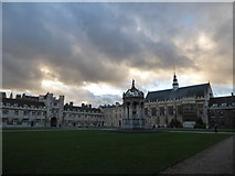 TL4458 : A round the colleges route to Downing Street (81) by Basher Eyre