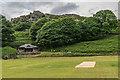 SS7049 : Lynton & Lynmouth Cricket Club by Ian Capper