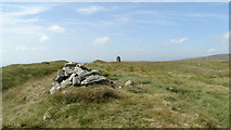 NY4807 : Summit of Tarn Crag above Longsleddale by Colin Park