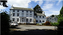 NY3747 : Hawksdale Hall near Bridge End, Cumbria by Colin Park
