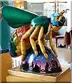 SJ8097 : Bee-lieve by Gerald England
