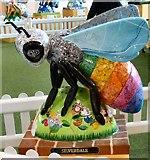 SJ8097 : Buzzin' by Gerald England