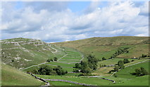 SD9163 : Yorkshire Dales view by Bill Harrison
