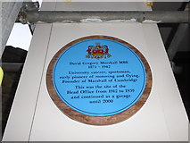 TL4558 : A round the colleges route to Downing Street (118) by Basher Eyre