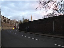 TL4558 : A round the colleges route to Downing Street (121) by Basher Eyre