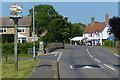 TL1776 : North Road at Alconbury Weston by Mat Fascione