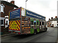 SJ7950 : Recycling lorry on Wereton Road by Stephen Craven