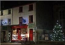 SH5638 : Browsers Bookshop Porthmadog by Arthur C Harris