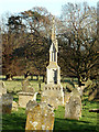 TM4997 : Somerleyton War Memorial by Adrian Cable