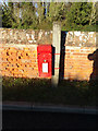 TM4997 : Somerleyton Road Postbox by Adrian Cable