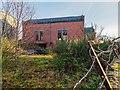 NH7068 : Former Royal Navy Fuel Depot Pump House by valenta