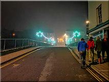 SS9512 : Tiverton : Bridge Street by Lewis Clarke