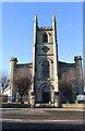 NS6113 : New Cumnock Parish Church by Billy McCrorie