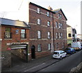 ST3087 : Cathedral Chambers, 107 Stow Hill, Newport  by Jaggery