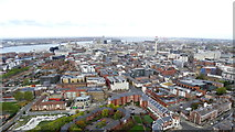 SJ3589 : Liverpool Anglican Cathedral - View NW from tower by Colin Park