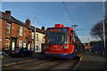 SK3289 : Supertram at Malin Bridge, Sheffield by Andrew Tryon