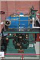 SD6909 : Bolton Steam Museum  - non-dead-centre engine by Chris Allen