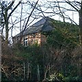 SE6426 : Dovecote at Camblesforth Hall by Alan Murray-Rust