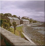 NU0052 : View along the north shore of the Tweed, from Fisher's Fort, Berwick, 1969 by Stefan Czapski