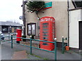 SH9365 : Information Point, Llansannan by Eirian Evans