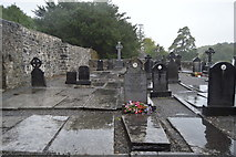 M1455 : Graves, Cong Abbey by N Chadwick
