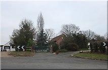 TQ5094 : Bournebridge Lane, Stapleford Abbotts by David Howard