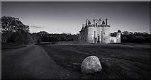 NY0265 : Caerlaverock Castle by James Johnstone