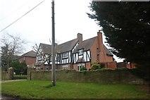 TQ4696 : House on Hoe Lane, Abridge by David Howard