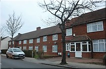 TQ4691 : Houses on New North Road, Hainault by David Howard