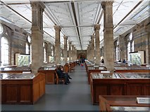 TQ2679 : Natural History Museum - Mineral Gallery by Ashley Dace